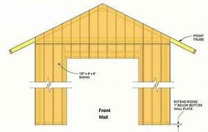 10 U00d712 Storage Shed Plans  U0026 Blueprints For Constructing A