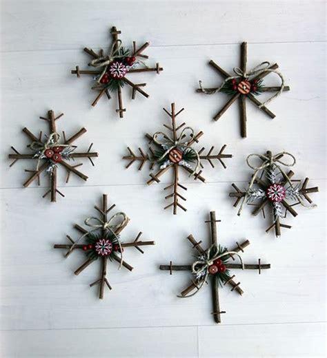 23 homemade christmas ornaments christmas decorating
