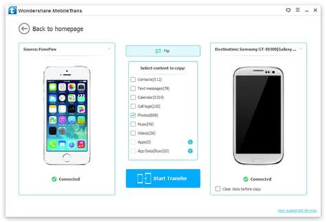 copy photos from iphone how to transfer photos from iphone to samsung galaxy