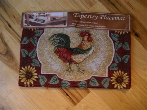 country kitchen placemats 16 best images about home kitchen place mats on 2862