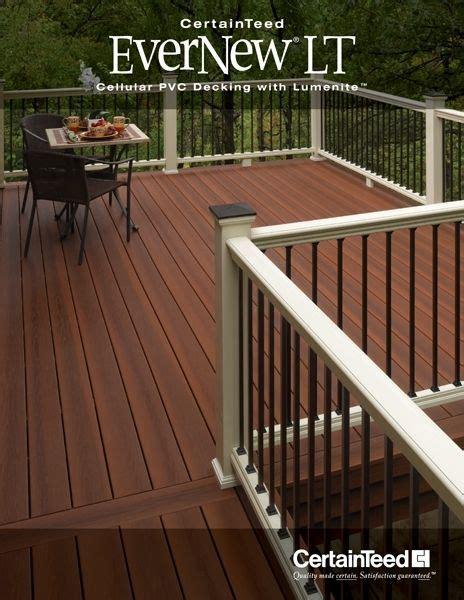evernew lt deck decking fence decking  railing