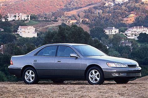 1997 01 Lexus Es 300 Consumer Guide Auto