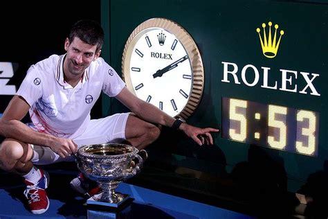 Australian Open 2012 (Finals) – Novak Djokovic
