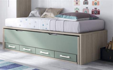 camas compactas  cama desplazable cama desplazable