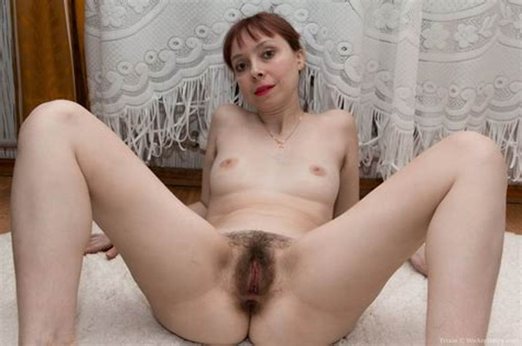 #Wearehairy #Trixie #A #Sporty #Trixie #Strips #Naked #After