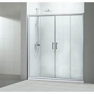paroi de douche coulissante toscane paroi de douche With porte douche bricorama