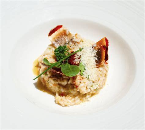 xeres cuisine recette risotto de homard au vinaigre de xérès