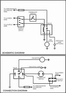 Inspirational Electric Fan Relay Wiring Diagram 70 On Mass