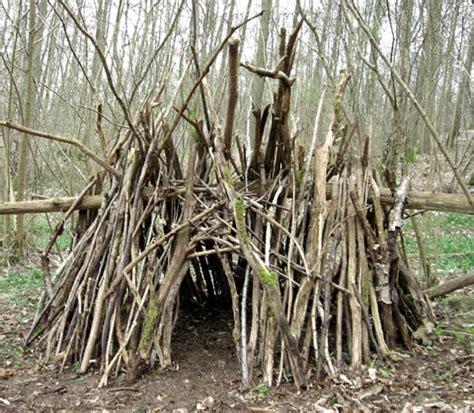 cabanes des bois esprit cabane idees creatives et ecologiques