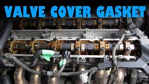 2jz Valve Cover Gasket And Spark Plugs  Lexus Gs300 And