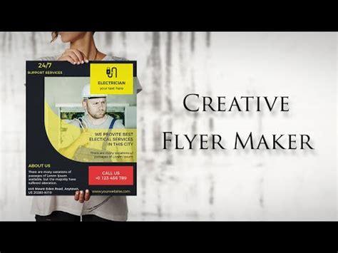 Flyers, Poster Maker, Graphic Design, Banner Maker - Apps ...