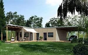 Single Fertighaus Bungalow : singlehaus typ v35 50 ~ Lizthompson.info Haus und Dekorationen