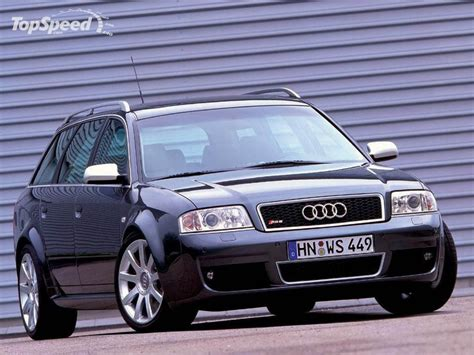 2004 Audi Rs6 Plus Related Infomationspecifications