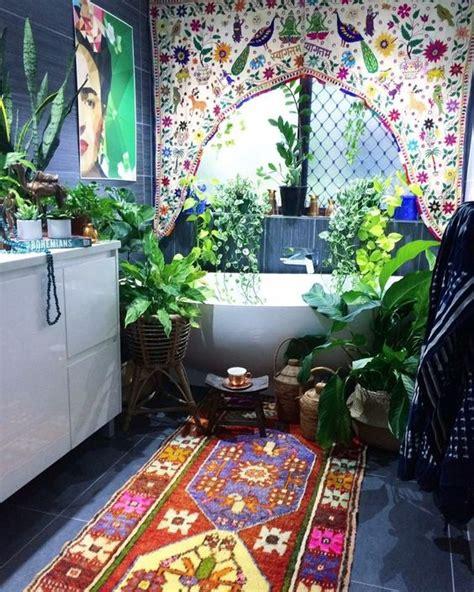 stunning bohemian bathroom ideas