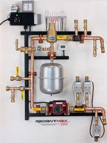 radiantmax radiant heating hvac control panels  eagle