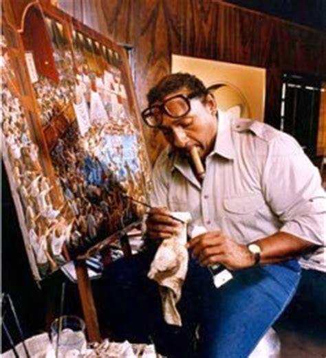 Ernie Barnes Dies At 70; Pro Football Player, Successful