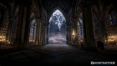Castlevania Shadow Castle Cathedral Altar Lords Dracula