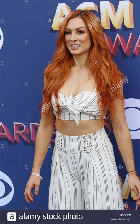 las vegas nevada usa  apr  becky lynch
