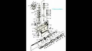 Mercruiser Alpha 1 Parts Drawings
