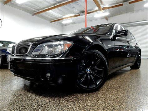 Bmw 7 Series Alpina B7 Used Cars For Sale Carsforsalecom