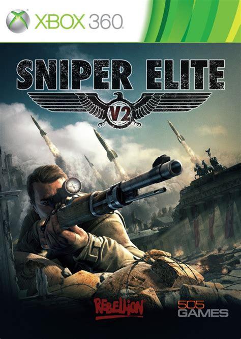 Todos (juegos) juegos de xbox 360 arcade; Sniper Elite V2 - Videojuegos - Meristation