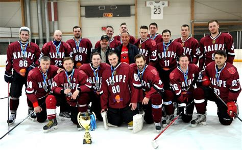 Hokeja klubs Kalupe • Sports Daugavpils novadā