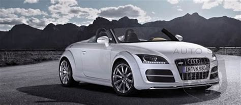 audi working r3 roadster with 4 cylinder engine autospies auto news