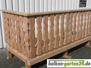 Balkongeländer Holz Einzelteile : holzbalkon lindau 1 von balkon ~ A.2002-acura-tl-radio.info Haus und Dekorationen