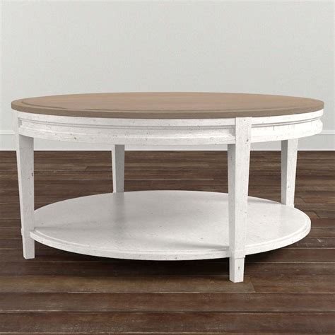 Bring cool accent to your living room with simple coastal coffee table these pictures of this page are about:coastal coffee tables. Bella Round Cocktail Table   Round coffee table, Cocktail tables, Table