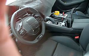 Spyshots: 2018 Peugeot 508 Interior Partially Revealed ...