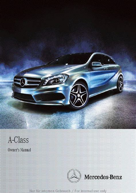 mercedes benz  class owners manual  give