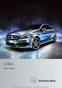 Mercedes A Class W177 User Manual
