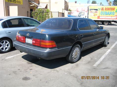 1992 lexus ls400 1992 lexus ls 400 overview cargurus