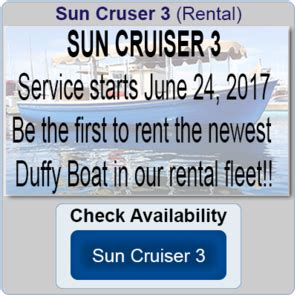San Diego Boat Rental With Captain by San Diego Duffy Boat Rentals Charters Reservations
