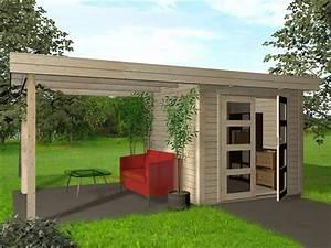 Bauen Mit Holz : gartenhaus selber bauen pultdach mit bauplan holz de 24 und ~ Frokenaadalensverden.com Haus und Dekorationen
