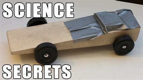 Need Ideas On Designs For Your Pinewood Derby Car Kinda Easy Pinewood Derby Car Wins Using Science