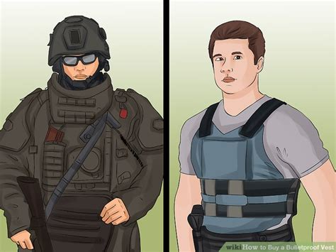 How To Buy A Bulletproof Vest (with Pictures)