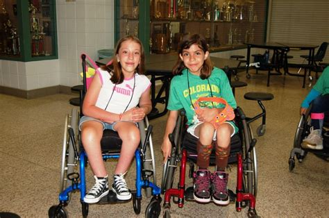 aurora central high school hosts jr wheelchair sports camp aurora