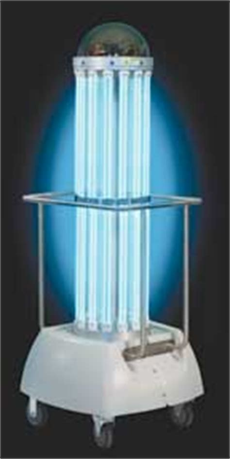 Ultraviolet Light Disinfection Reduces Hospital Infections