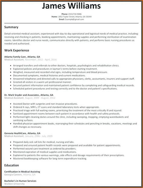 Resume Creator Australia by Best Free Resume Builder Australia Resume Resume
