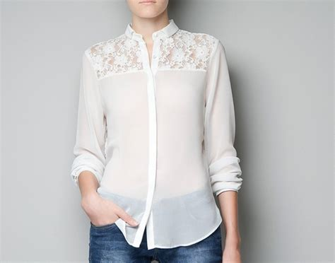 womens white blouses white blouse womens fashion ql