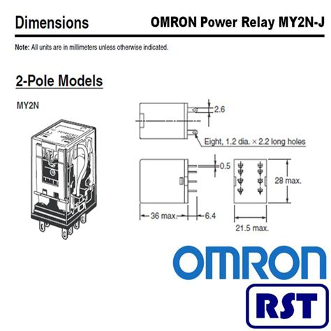 omron my2n 24vdc relay wiring diagram electric fan relay
