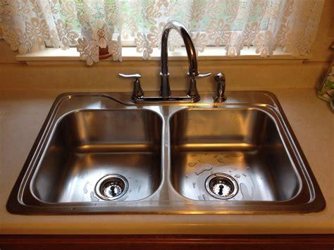 kitchen sink faucet installation stainless kitchen sink installation antwerp ohio