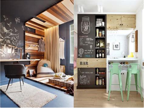 las  mejores ideas de decoracion  pizarras  casa