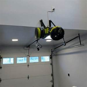 Garage Door Opener Install