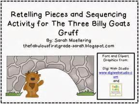 three billy goats gruff story printable the fabulous grade peek at my week and a freebie