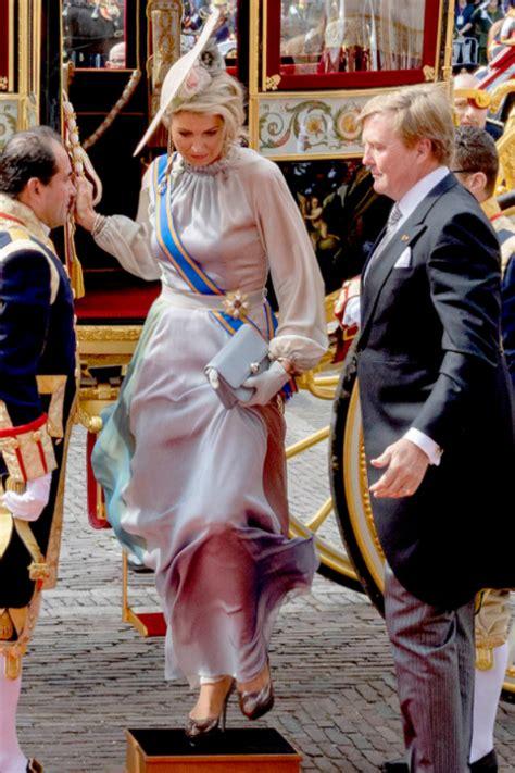 prinsjesdag  kleding koningin maxima