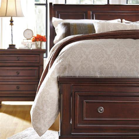 porter king bed b697 kbed ashley furniture afw