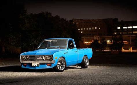 Datsun Backgrounds by 1974 Datsun 620 Hd Wallpaper Background Image