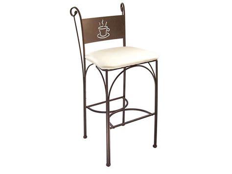 housse pour assise de canapé lot de 2 tabourets de bar cafe coloris bronze foncé mat
